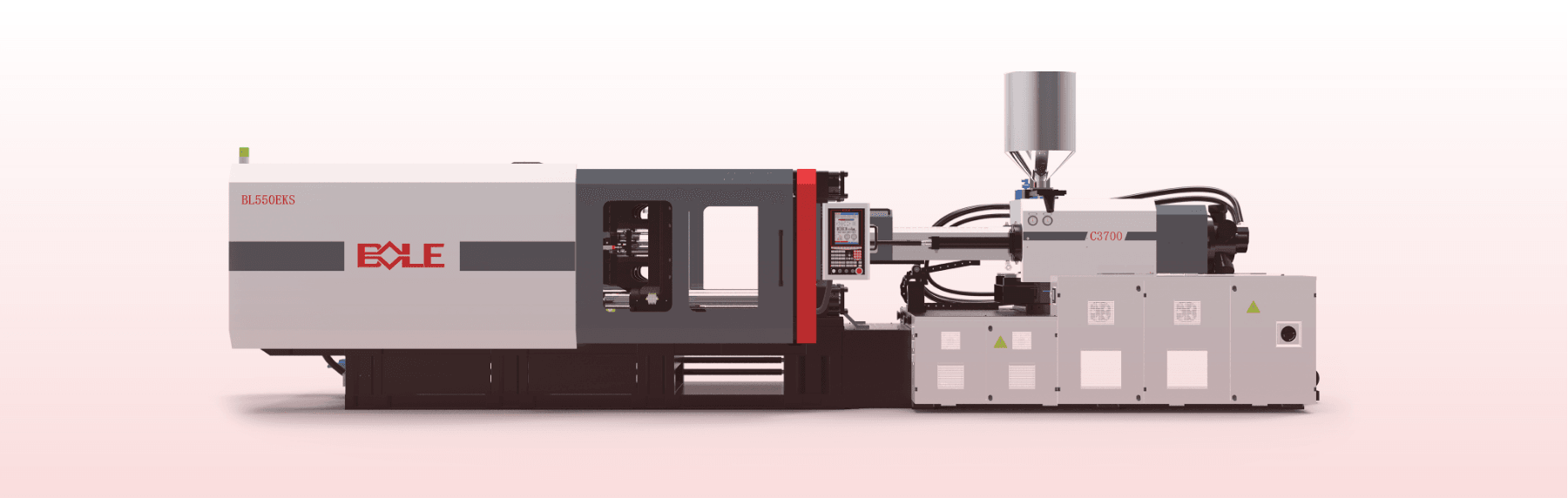 Bole Machinery Injection Moulding Machine Manufacturer
