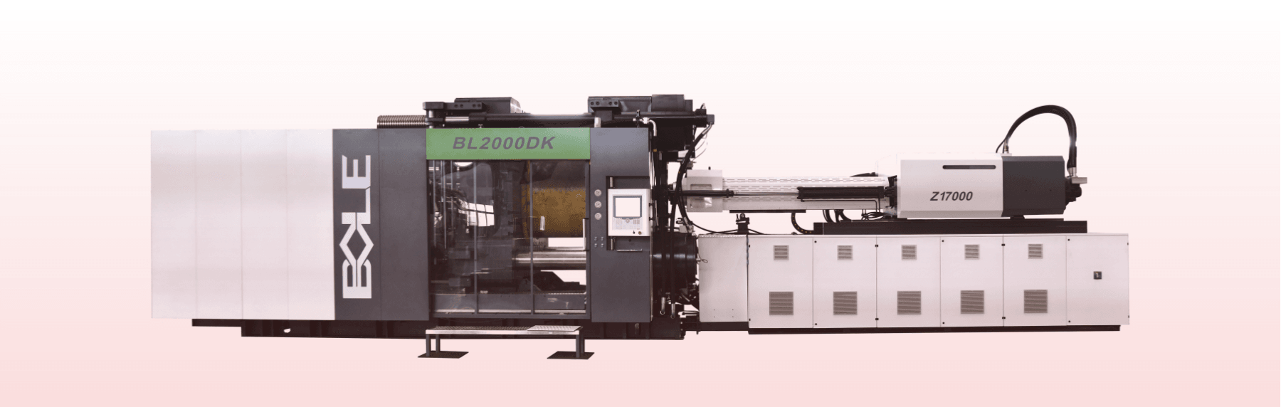 Two Platen Injection Moulding Machine Manufacturer