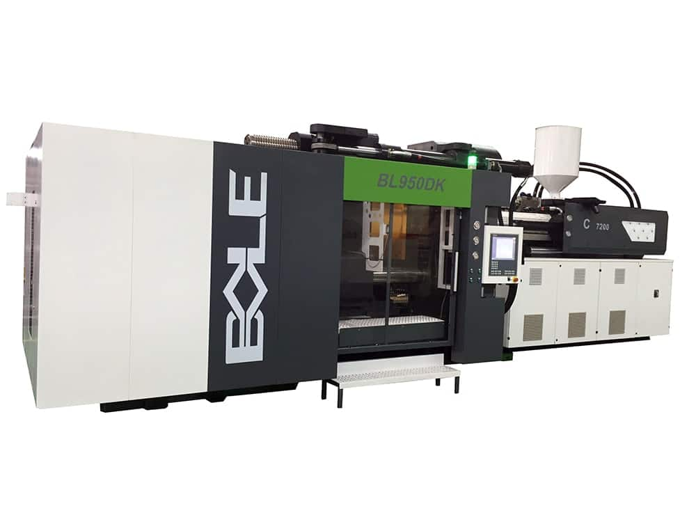 bole DK series two platen injection moulding machine