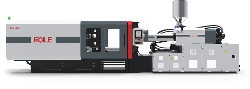 EKS Servo Driven Injection Moulding Machine