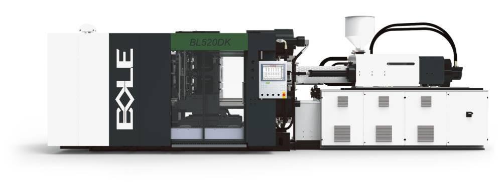 BOLE DK series two platen injection moulding machine